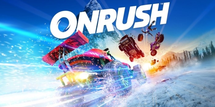 Game: Onrush (PS4/ Xbox One)