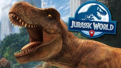 Bild von Pokémon GO trifft auf Dinos in Jurassic World Alive
