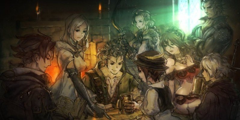 Game: Octopath Traveler (Switch)