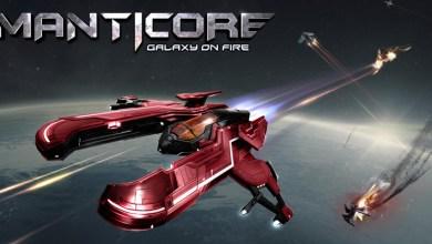 Bild von Nintendo Switch: Der Launchtrailer zu Manticore – Galaxy on Fire