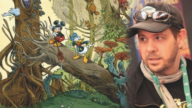 Photo of Interview mit Comic-Zeichner Nicolas Keramidas (Mickey's Craziest Adventures)