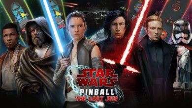 Photo of Review: Star Wars Pinball: The Last Jedi