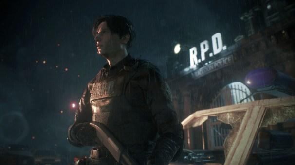 Resident-Evil-2-Key_Visual_Leon_RPD