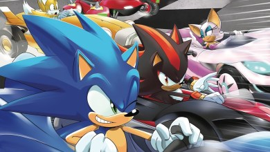 Photo of Review: Team Sonic Racing