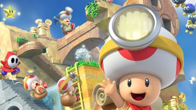 Photo of Captain Toad: Treasure Tracker: Spezial-Episode als DLC erschienen