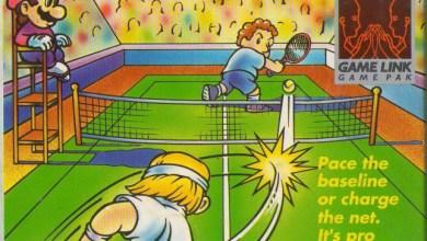 Bild von Spiele, die ich vermisse #158: Tennis