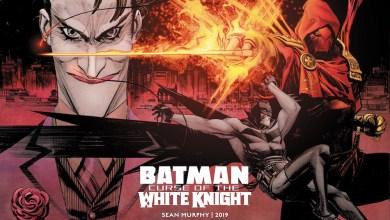 Photo of Sean Gordon Murphy kündigt Batman: Curse of the White Knight an