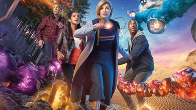 Bild von Review: Doctor Who: The Woman Who Fell to Earth