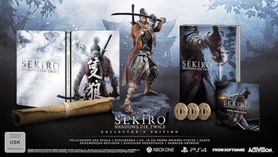 Photo of Tipp: Die SEKIRO – Shadows Die Twice – Collectors Edition für PS4, Xbox One & PC ist vorbestellbar!(Partnerlink)