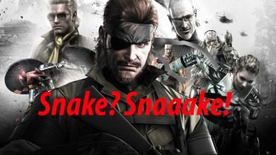 Photo of Neues Metal Gear in Planung? Sprecher dementieren!