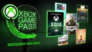 Photo of Xbox Game Pass: Die neuen games im November