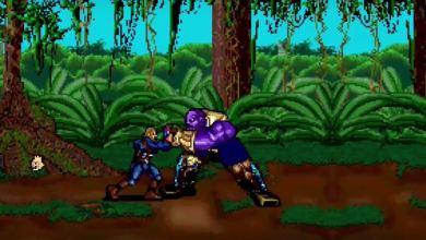 Photo of So sieht das Finale von Avengers: Infinity War in 16-Bit aus