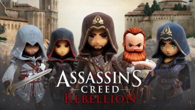 Bild von Assassin's Creed Rebellion: Strategie-RPG für Android und iOS veröffentlicht