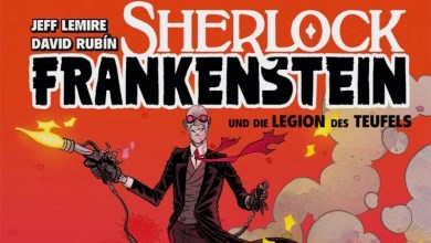 Photo of Review: Black Hammer: Sherlock Frankenstein und die Legion des Teufels
