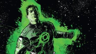 Bild von Review: Green Lantern: Erde Eins
