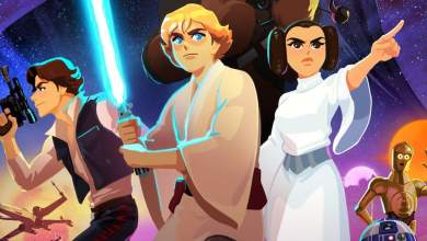 Photo of Star Wars: Neue Kurzfilme mit Luke, Han & Leia