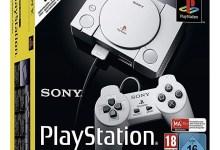 Bild von Amazon-Tipp: Sony PlayStation Classic (Konsole) für 59 Euro! (Partnerlink)