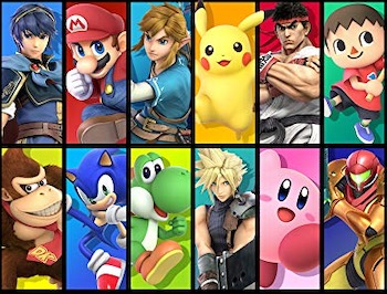 Super Smash Bros. Ultimate @ SHOCK2