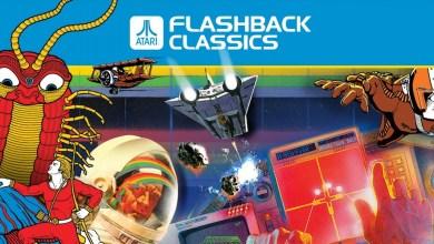 Bild von Atari Flashback Classics mit 150 Spielen für Nintendo Switch erschienen