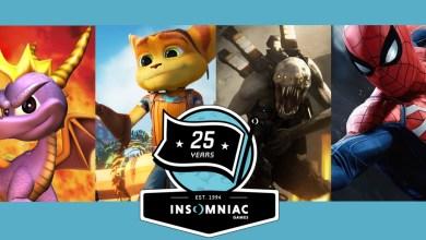 Photo of Insomniac Games wird 25 Jahre alt!