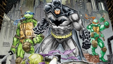 Photo of Batman vs. Teenage Mutant Ninja Turtles: Der erste Trailer ist da