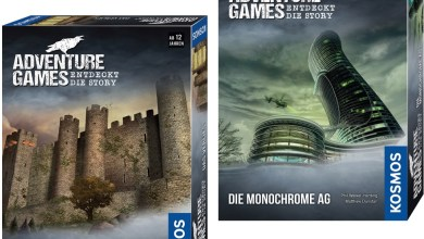 Photo of Kosmos ab Mai mit zwei Adventure Games im Angebot