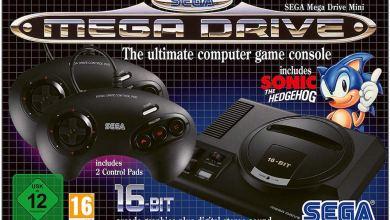 Photo of Sega Mega Drive Mini: Neuer Showcase-Trailer stellt die Games vor
