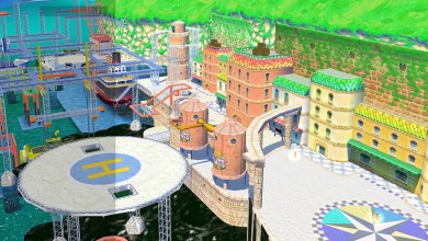 Bild von Web-Tipp: NoClip lässt einen durch bekannte Videospiellevels fliegen