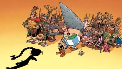 """Photo of So heißt der neue Asterix-Band Nr. 38: """"Die Tochter des …"""