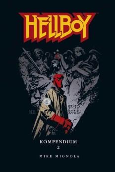 "Cover zu ""Hellboy Kompendium 2"" | Copyright by Cross Cult"