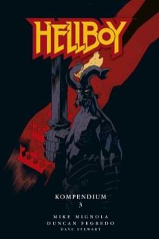 "Cover zu ""Hellboy Kompendium 3"" | Copyright by Cross Cult,"