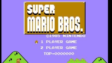 Photo of Super Mario Bros.: Das NES-Spiel ist auf C64 erschienen