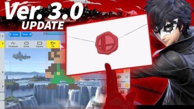 Photo of Update 3.0: Stage Builder- & Video Cutter-Modus sowie Joker in Super Smash Bros. Ultimate vorgestellt
