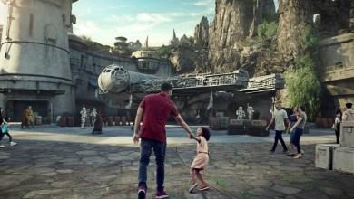 Photo of Star Wars-Vergnügungspark Galaxy's Edge: Die Eröffnungsfeier mit vielen Stars und Rundgang