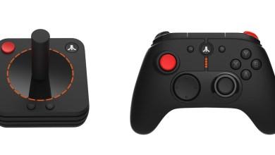 Photo of Atari stellt für seine VCS-Konsole neue Joysticks und Joypads vor