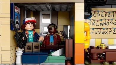 Bild von Stranger Things: LEGO stellt das Upside Down-Set vor