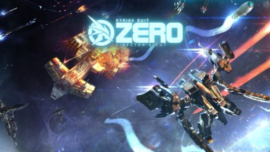 Photo of Review: Strike Suit Zero: Directors Cut (Switch)
