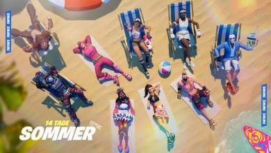 "Photo of Fortnite: Das ""14 Tage Sommer""-Event startet morgen"
