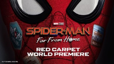 Bild von Highlights und die Aufzeichnung der Premiere von Spider-Man: Far From Home aus Hollywood