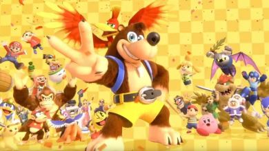 Photo of Video: Super Smash Bros. Ultimate – Kämpfen mit Banjo und Kazooie