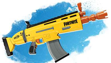 Photo of Review: NERF Fortnite AR-L Blaster