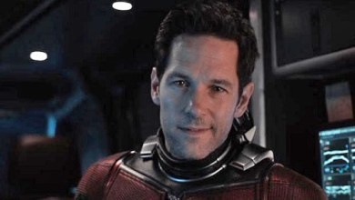 "Photo of ""Ant-Man"" Paul Rudd verschlägt es zu den Ghostbusters"