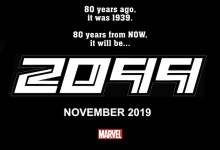 Photo of 2099: Teast Marvel ein neues Comic-Event für diesen November an?