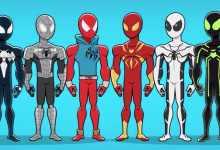 Photo of Marvel zeigt Spider-Mans Top 10 Kostüme