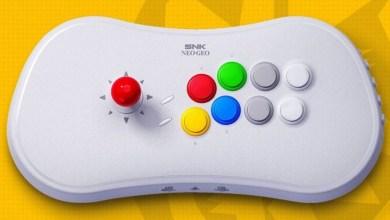 Photo of SNK stellt Arcade Stick Pro mit 20 vorinstallierten Spielen vor