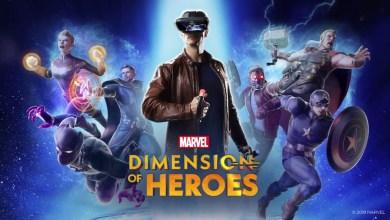 Photo of Marvel Dimension of Heroes: Lenovo und Marvel veröffentlichen eigenes VR-Game