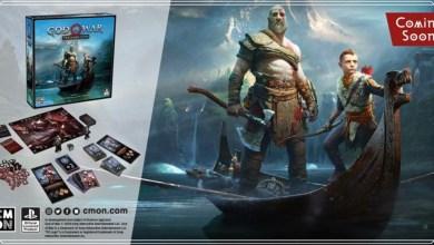 Photo of Kartenspiel zu God of War angekündigt