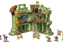 Photo of Tipp: Masters of the Universe meets Lego! Mega Construx – Masters of the Universe Castle Grayskull Bauset mit 3508 Bausteinen & 6 Figuren! (Amazon-Partnerlink)