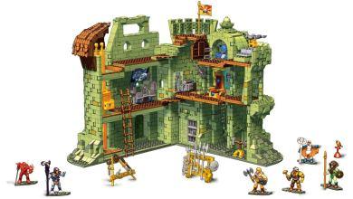 Photo of Amazon Tipp: Masters of the Universe Castle Grayskul Bauset mit 3508 Steinen und Figuren für 169,99 statt 279 Euro!