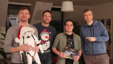 "Photo of Jetzt ""fast live!"" – Gameminds 0045 – XXL Xmas-Edition"